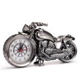 Birthday Party Gift Needle Creative Motorcycle Motorbike Shape Alarm Clock
