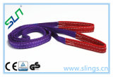 2017 1t*10m Polyester Webbing Sling Sf 7: 1 Ce GS