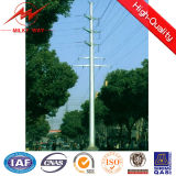 High Voltage Hot DIP Galvanized Steel Poles in China