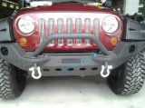 Auto Parts Steel Front Bumper for Jeep Wrangler Jk 2007+