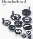2016 Black Super Reinforeced Nylon Handwheel with Finger Gears