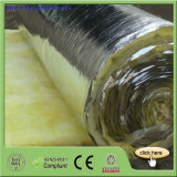 Aluminium Foil Glass Wool Insulation Blanket