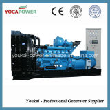 880kw/1100kVA Open Diesel Engine Electric Power Generator Set