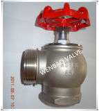 Stainless Steel Fire Hydrant Valve Dn65