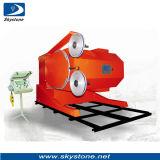 High Power Stone Quarry Wire Saw Machine 100 HP