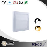 Square Panel LED Lamp Surface Mounted Pass ISO9001 4000k 6000k