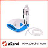 Ce Approved Electric Medical Piston Compressor Nebulizer