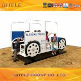 Playground Equipment Mail Truck Spring Rider PE Sr-29602