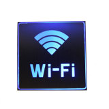 Rechargeable LED Aluminum Sign Light LED WiFi Sign Light LED WiFi Flood Light