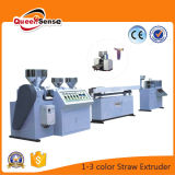 High Output Drink Plastic Straw Extruder Machine