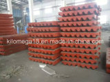 Jaw Plate in Crusher for Exporting to Global