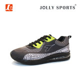 Fashion 3D Upper Sneaker Sports Running Shoes with Air Cushion