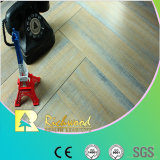 Household 12.3mm Embossed Oak Waxed Edged Lamianted Flooring