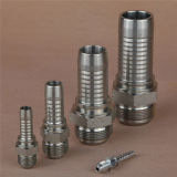 Jic Male Straight Fitting with Zinc Plating Fitting