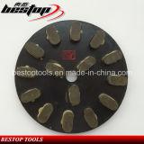 """8"""" 1500# Resin Bond Granite Grinding Wheel for American Market"""