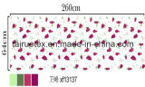 Rose Printed Bedsheet for Upholstery Fabric