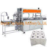 Multi Toilet Paper Roll Tissue Bundle Baler Package Machine