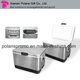 Patio Beverage 54 Qt Metal Cooler Box