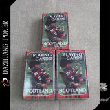 Customized Playing Cards for Scotland