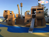 EPDM Rubber Outdoor Playground for Kindergarten