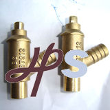45 Degree Brass Boiler Drain Valve