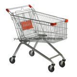 Supermarket Shopping Trolley-150L