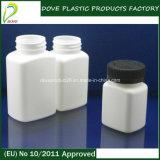 50ml HDPE Plastic Medicine Rectangular Bottle