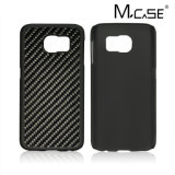 Good Price Carbon Fiber Rubberized PC Back Case for Samsung Galaxy S7