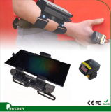 Smart Wearable Armband with Laser Ring Scanner Barcode Scanner Fs01