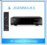 Dual Core Zgemma H. S DVB-S2 Satellite TV Receiver with Micro 8GB SD Card for Gift