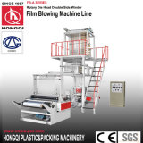 PE Polyethylene Heating Constriction Film Blowing Machine Set