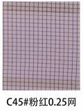 0.25 Grid Antistatic ESD Fabric Made of 98%Ployester+2%Conductive Fiber