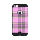 2017 Universial OEM Quality Wholesales Price High Quality Scotland Plaid Pattern Design Phone Case for Huawei P9
