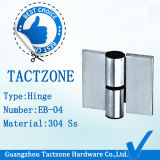 Wholesale Bathroom Hardware Public Toilet 304 Stainless Steel Door Hinge