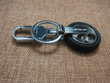 Business Gifts Custom Metal Keychain Key Ring