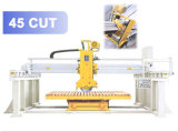 High-Tech Bridge Saw for Cutting Granite/Marble Countertops/Slabs