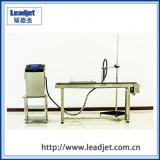 Wuhan Leadjet White Color Inkjet Date Printer for Pipes