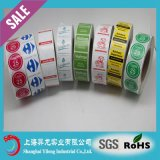 8.2MHz Soft Damask EAS RF Tag with Good Price EL25