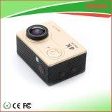 Gold Color Wireless Sport Camera 4k