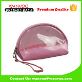 Women Clean Promotional PVC Travel Toiletry Cosmetic Bag for Pouch