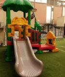 Hot Sell Chlidren Outdoor Preschool Playground Equipment Cheap Slides