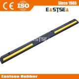 Black & Yellow Rubber 2meter Length Wheel Stopper (DH-PB-3)