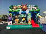 Kids Inflatable Slide Combo, Inflatable Jungle Combo