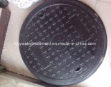 Fiberglass Material SMC Round Manhole Cover with Lowest Price
