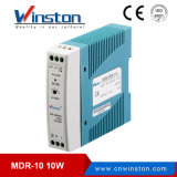 Single Output DIN Rail Power Supply Mdr-10W