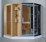 Steam Combined Sauna with Shower (AT-D8857)