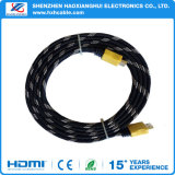 Latest Nylon HDMI Cable for Computer Projector