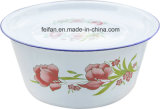 Enamel Washing Bowl Finger Bowl for Daily Use