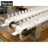Hairise Plastic Modulare Belt Conveyor for Beverage Industrial with ISO