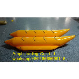 Hot Inflatable Banana Boat for Competition/Inflatable Double Lanes Water Boat